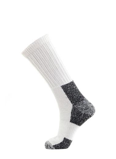 Panthzer Spor Çorap Krem